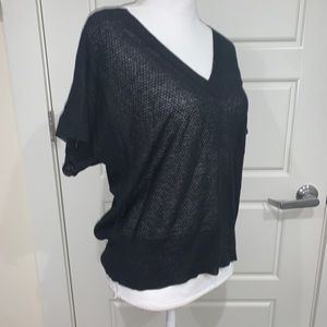 N:Philanthropy Women's Ember V Neck Sweater Size S